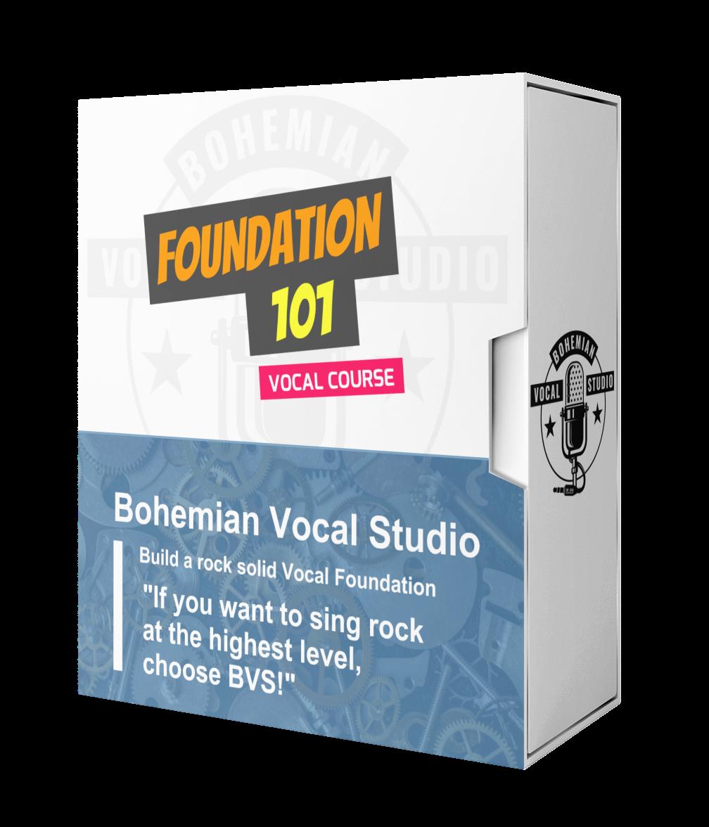 Foundation 101 Course