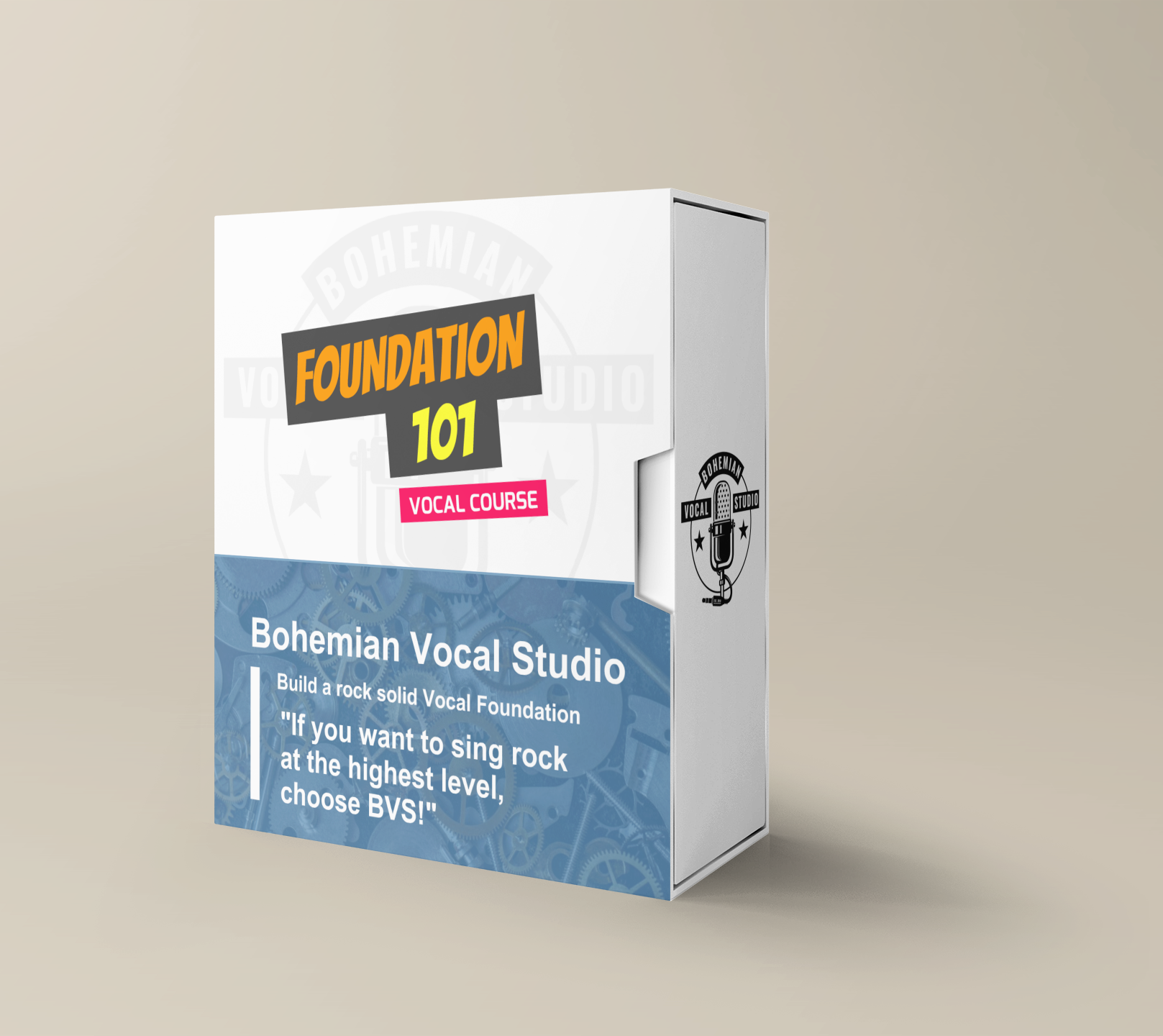 Build a Rock Solid Vocal Foundation